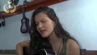 Jorge e Mateus  - Te Amo Com Voz Rouca ( Cover   Luanna Silva ) Cifras e Letra
