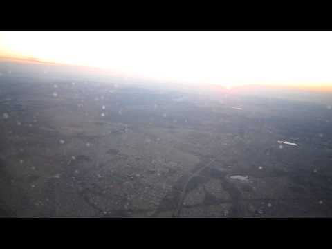 Take off Cape Town South Africa to Istanbul Turkish Airlines #4