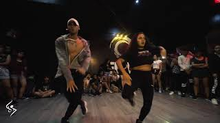 Downtown - Anitta & J Balvin / Choreography by @jeremyiturri y @sandrabegue