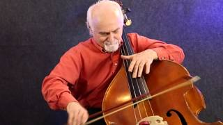 Hungarian Dance #5 for Double Bass and Piano