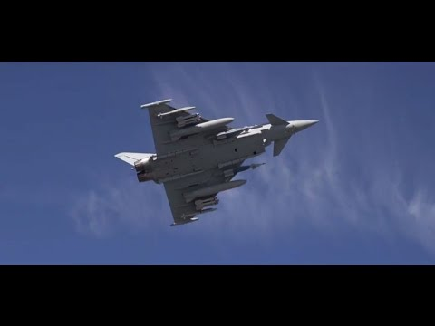 Eurofighter Typhoon, on a continual capability enhancement journey