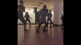 Dennis Badu's class Drake- one dance
