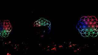 Coldplay Live in Singapore - A Head Full of Dreams