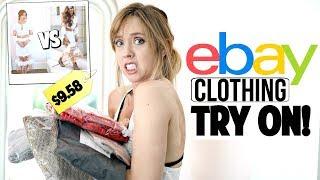 Ebay Try On/Testing Clothing Haul! | Ashley Nichole