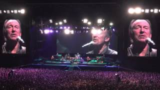 Bruce Springsteen - Milano San Siro 3.7.2016 full show preview