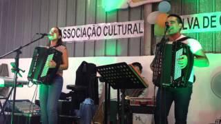 Rita Melo e Ricardo Laginha - A mulher tem boa perna