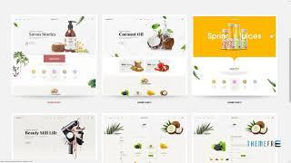 NatureCircle - Organic Responsive OpenCart Theme        Tanner Mel