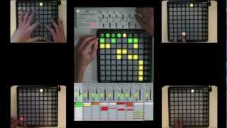 SKRILLEX - Scary Monsters and Nice Sprites - Launchpad Cover