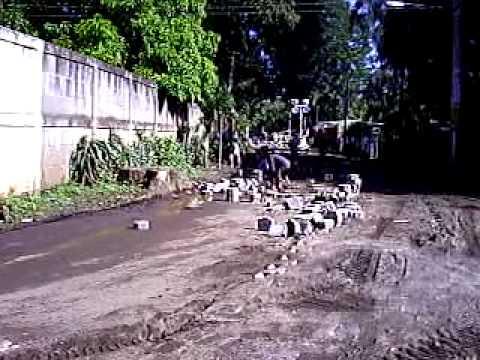 New Road Work Nicaragua