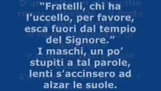 Andrea Bocelli - L'uccelletto in chiesa
