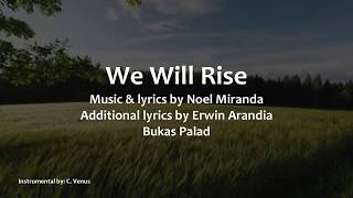 We Will Rise Instrumental