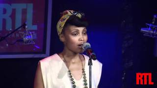 Imany - You will never know en live sur RTL - RTL - RTL