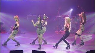 에프엑스 f(x) - 첫 사랑니(Rum Pum Pum Pum)  [전체] 직캠 Fancam (컬투쇼 공개방송) by Mera