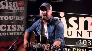 "Aaron Goodvin - ""Woman in Love"" Live at CISN Country"