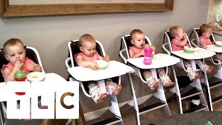 The FUNNIEST and CUTEST video you'll see today! - TWIN BABIES Adorable Moments width=