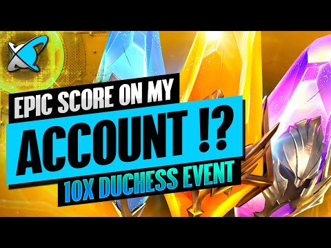 NO WAY... I PULLED MYSELF 2 GAME CHANGERS !! | 10X Duchess Event Highlights | RAID: Shadow Legends