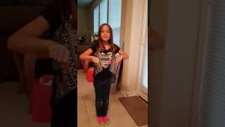 Jazzy singing bisaya song ' Denhi Malipayon'