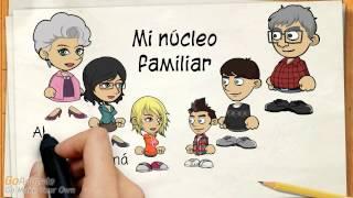Video Nivel A1/A2 La familia