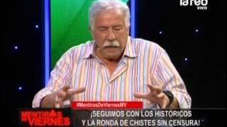 El profesor Rossa y un chiste histórico