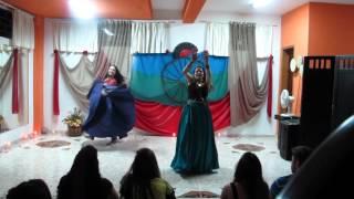 Dança cigana - Mari e Priscila