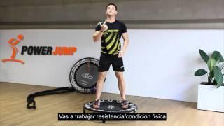 Power Jump - Corridas