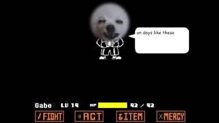 Megalovania undertale cancion (version perros)