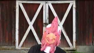 Rooster Deluxe Latex Mask - Halloween Masks | Trendyhalloween.com