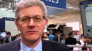 Live von der BRAU Beviale 2012 - Stefan Richter spricht über Etikettiertechnik