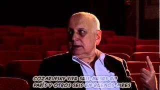 Cine, Edgardo Cozarinsky, El Tango – Ver Para Leer