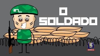 O Soldado #03 | Animação | AG Animações