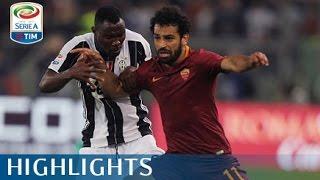 Roma - Juventus - 3-1 - Highlights - Giornata 36 - Serie A TIM 2016/17