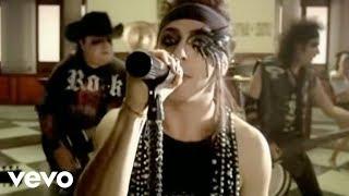 Moderatto - Si Mi Delito Es Rockear (VIDEO)