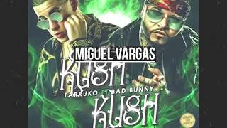 Farruko, Bad Bunn ★ Krippy Kush ★ Miguel Vargas Moombahton (FREE DOWNLOAD)