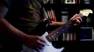 Pink Floyd - Take It Back Pulse Solo (Cover)