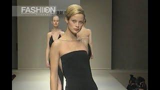 CERRUTI Fall Winter 1996 1997 Paris - Fashion Channel