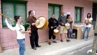 Banda de Palavea interpretando A Saia da Carolina