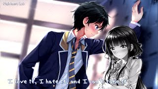Nightcore Back To You (Switching Vocals)
