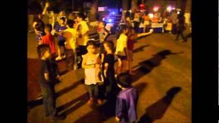 Concurso De Baile en Bazar de la Juventud