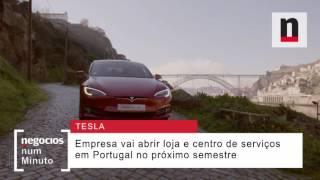 O que significa a entrada da Tesla em Portugal