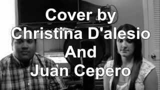 Hallelujah (Rufus Wainwright) Cover by Christina D'Alesio and Juan Cepero