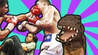 التمساح الحلقة ١٤: الطفشانية الملاكمية   Temsa7LY 1