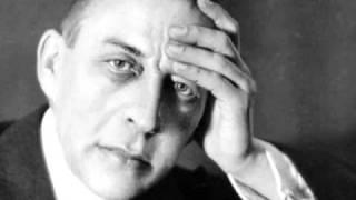 Tchaikovsky: Waltz, Op. 40 No. 8 (Sergey Rachmaninov, piano)