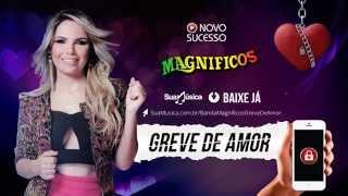 Banda Magnificos - Greve de Amor (Lyric Video)