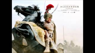 Trailer - Alexander Unreleased Soundtrack - Vangelis