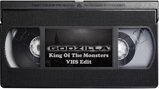Godzilla '98 King Of The Monsters VHS Edit