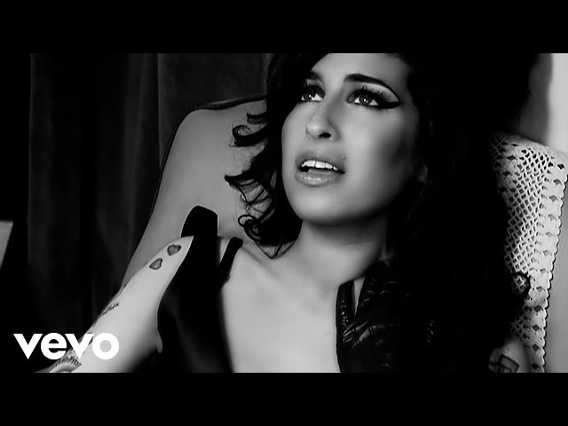 "Vídeo de ""Back to Black"" de Amy Winehouse"