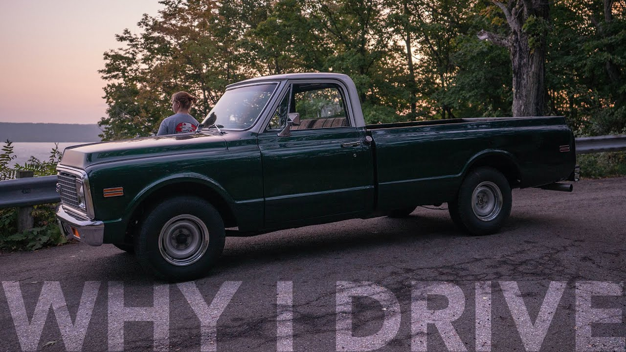 This 1972 Chevrolet C10 is Kacy Smith's escape vehicle thumbnail