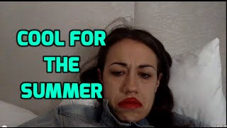 Cool For The Summer by Demi Lovato cover (Miranda Sings)