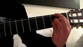 El alma al aire acordes guitarra