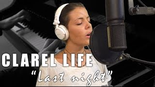 P.Diddy - Last Night [Feat. Keyshia Cole] (Cover By Clarel Life)